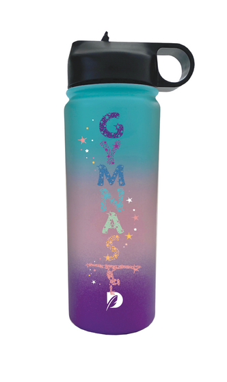 Starry Gymnast Water Tumbler