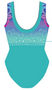 Excellence Tank In Teal
