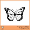 Free Butterfly SVG Cut File for Cricut, Silhouette, Illustrator, inkscape, t shirts