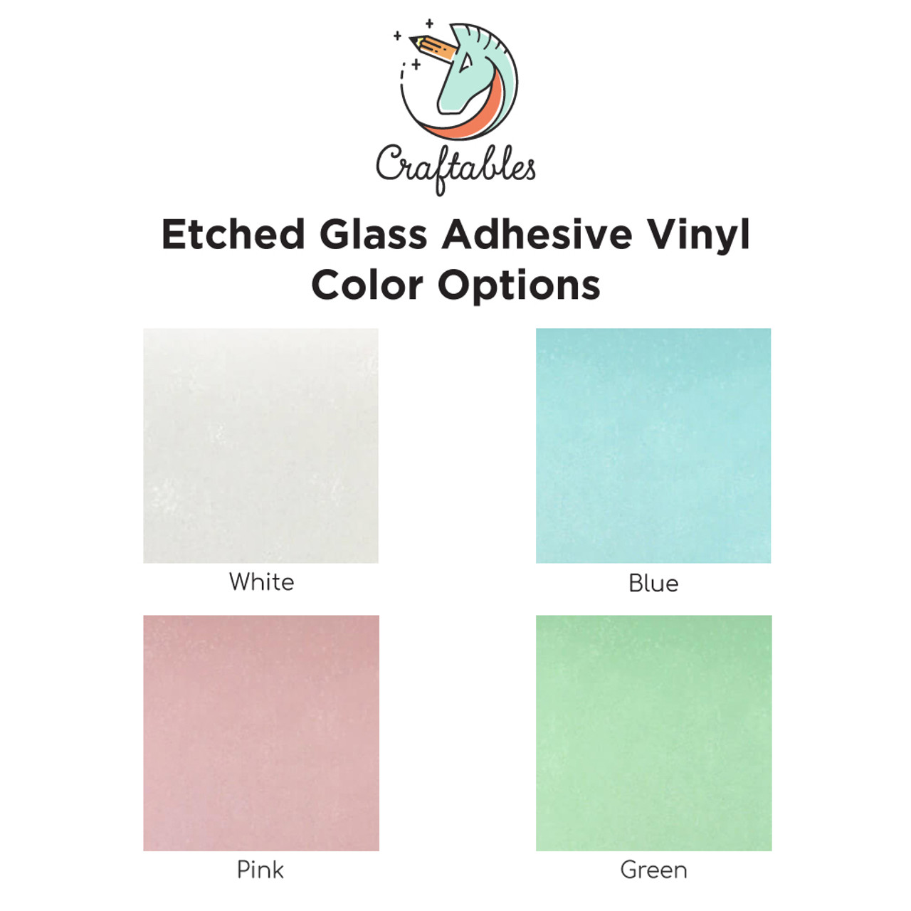 Etched Glass Vinyl Sheets Frosted Glass Adhesive Vinyl