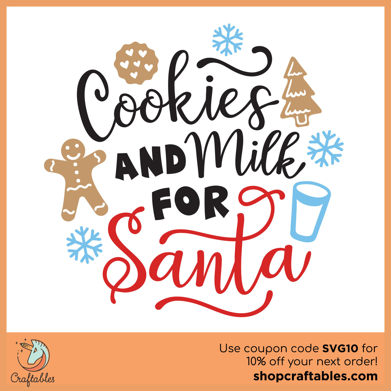 Silhouette File Quote Cut File Cricut File Vinyl Cut File Cookies For Santa Svg Christmas Cut File Merry Christmas Svg Download Home Hobby Craft Supplies Tools