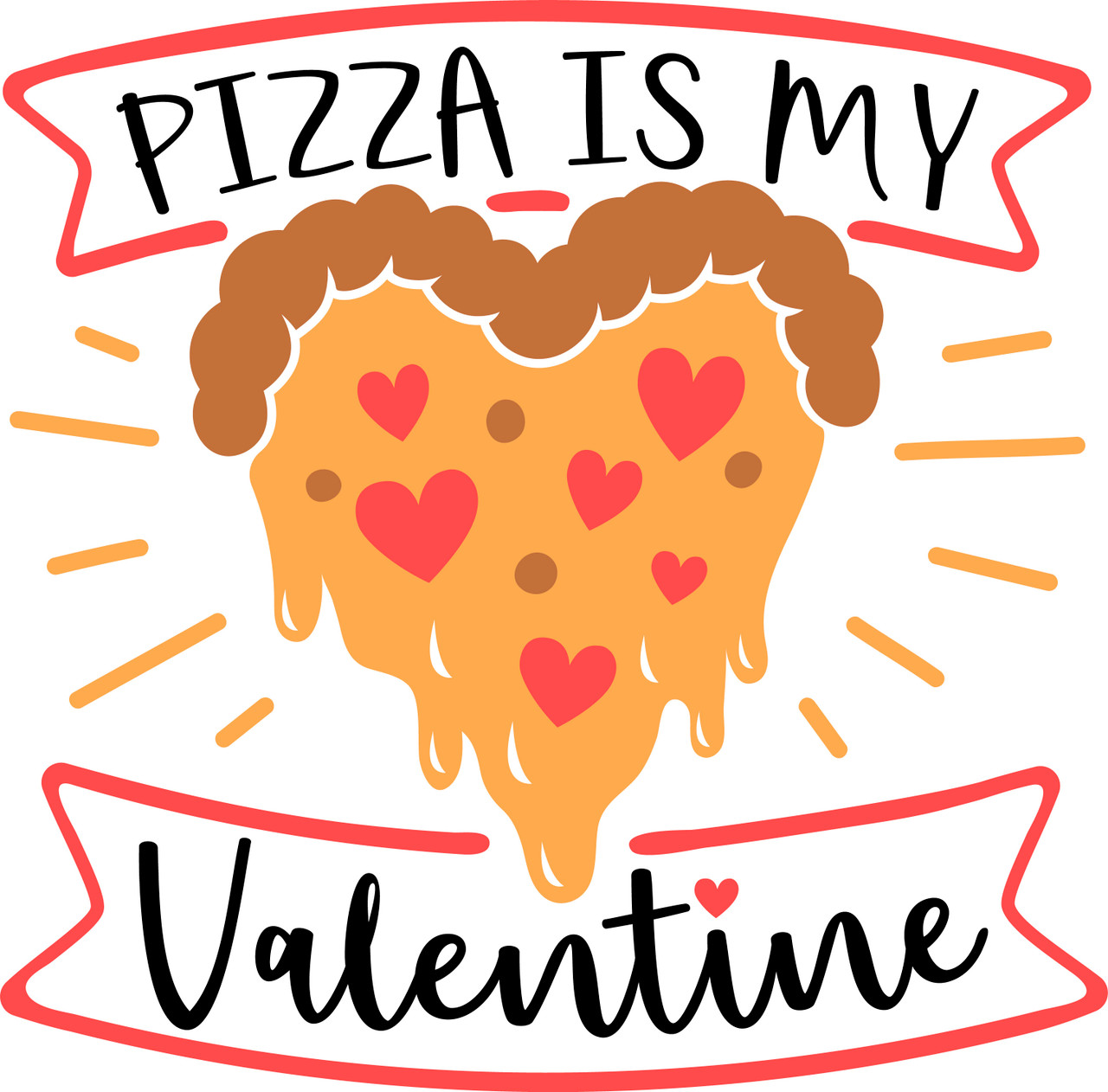 Get Be My Valentine, Svg Cut File Image