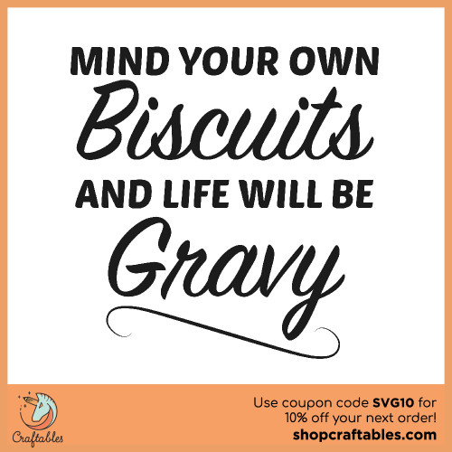 Free biscuits and gravy theme svg cut files for Cricut, Silhouette, Illustrator, inkscape,t shirts