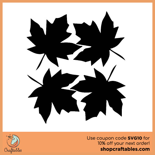 Free falling leaves svg cut files for Cricut, Silhouette, Illustrator, inkscape,t shirts