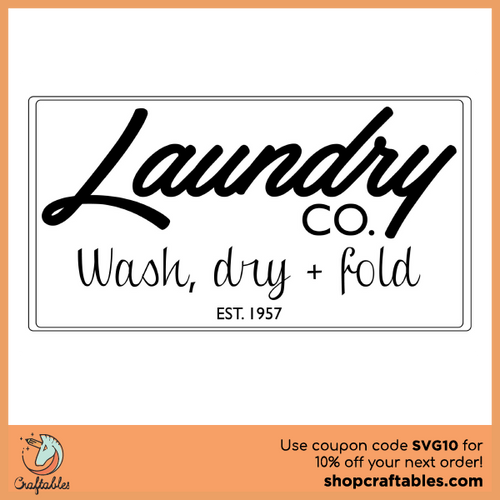 Free laundry company svg cut files for Cricut, Silhouette, Illustrator, inkscape, t shirts