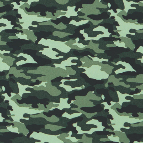 Craftables Printed Adhesive Camo Print