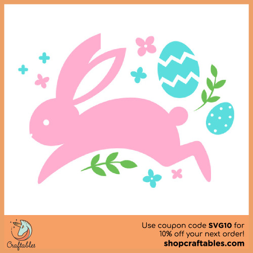 Free Easter SVG Cut File for Cricut, Silhouette, Illustrator, inkscape, t shirts
