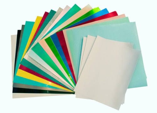 All Types of Adhesive Vinyl Grab Bag | Vinyl by the Pound By Craftables
