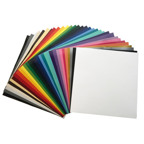 Adhesive Vinyl 32 Sheet Master Pack By Craftables