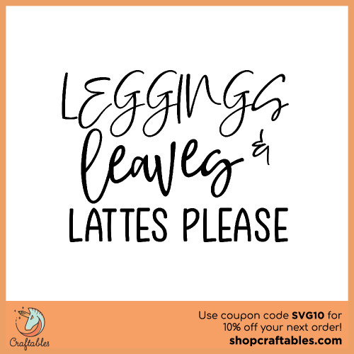 Free Leggings and Leaves SVG Cut File for Cricut, Silhouette, Illustrator, inkscape, t shirts