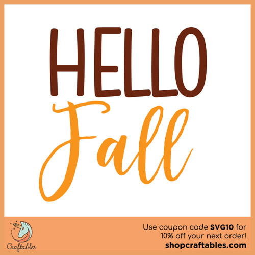 Free Fall SVG Cut File