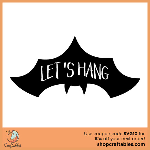Free Let's Hang SVG Cut File