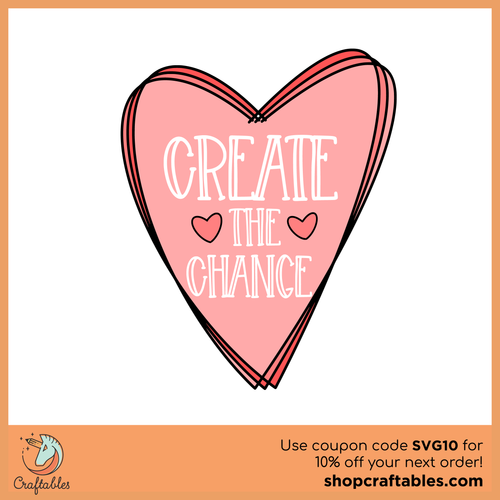 Free Create the Change SVG Cut File