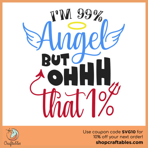 Free 99% Angel SVG Cut File