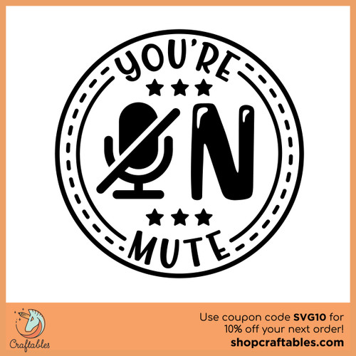 Free You're On Mute Cut File
