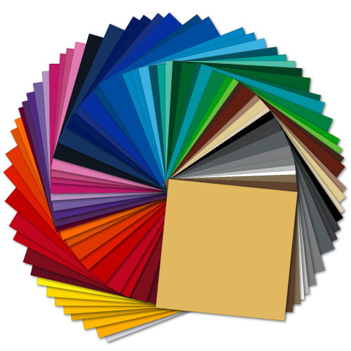 """ORACAL 651 Sheets sheets 12"""" x 12"""""""