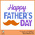 Free Father's Day SVG Cut File for Cricut, Silhouette, Illustrator, inkscape, t shirts