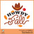 Free Howdy Fall SVG Cut File for Cricut, Silhouette, Illustrator, inkscape, t shirts