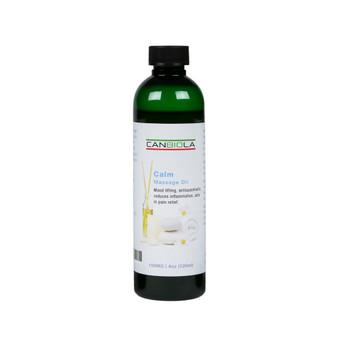 CALM Massage Oil (100 mg CBD)