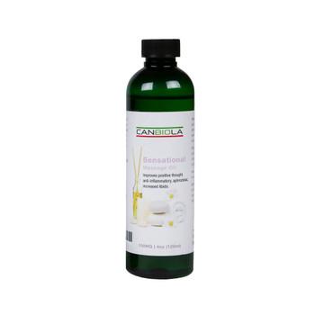 Massage Oil (100 mg CBD) Sensational Scent