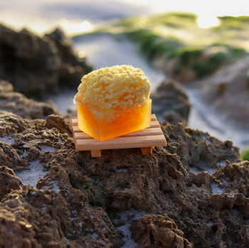Honey Soap Sea Sponge Soap - 200mg