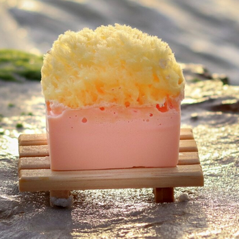 Shea Butter Soap Sea Sponge Soap - 200mg