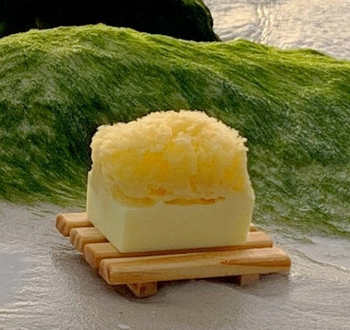 Oatmeal Soap Sea Sponge Soap - 200mg