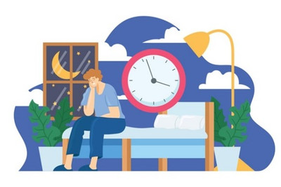 Don't Take Insomnia Lying Down
