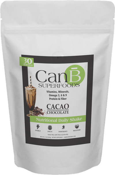 1 BAG of Can B Superfoods - 30 Scoops - Powder Mix