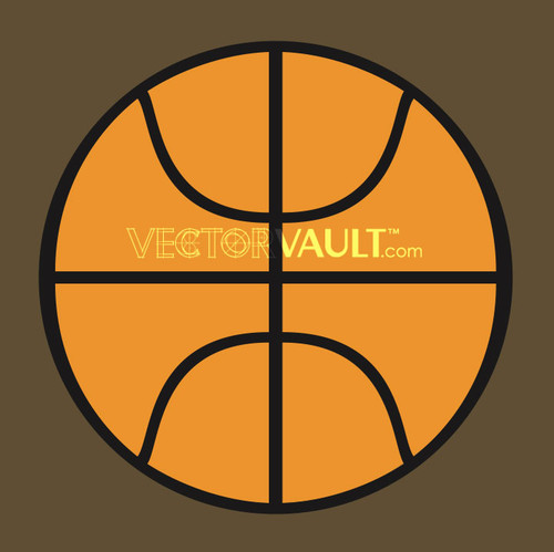 image free vector basketball
