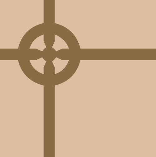 image free vector freebie astrological cross