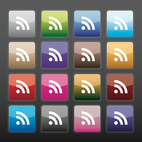 image free vector freebie rss tablet icons