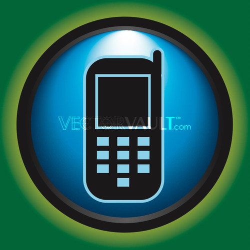 image free vector freebie phone button