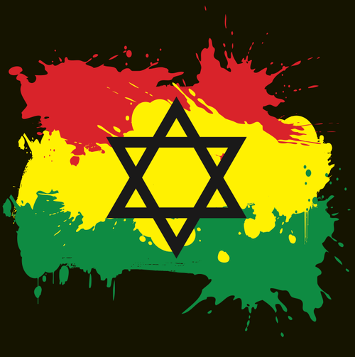 image-free-vector-freebie-rasta-star-of-david-rastafari
