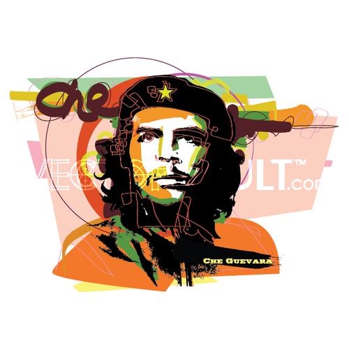 buy Che Guevara vector illustration