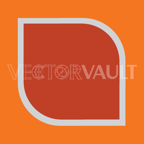 vector rounded shape