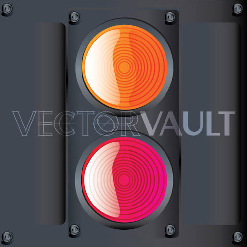 Buy Vector Vector Vehicle Reflectors lights car bus Image free vectors - Vectorvault