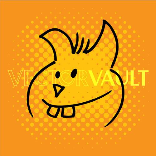 Buy Vector Rabbit Image free vectors - Vectorvault
