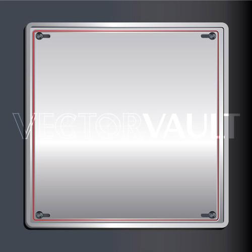 Buy Vector metal plate Image free vectors - Vectorvault
