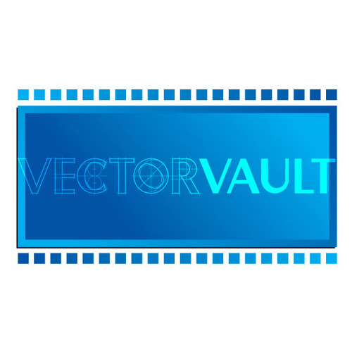 Buy Vector film strip movie logo Image search find buy free vectors - Vectorvault