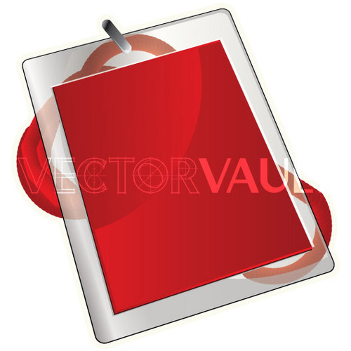 Buy Vector vip pass with lanyard graphic Image logo search find buy free vectors - Vectorvault
