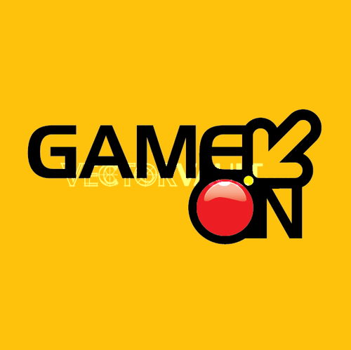Vector Game On Logo