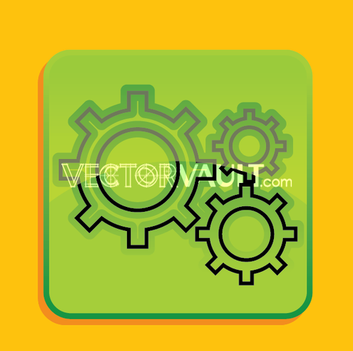 Vector Gears App Tablet