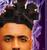 Omar fan poster by Adam Jarvis