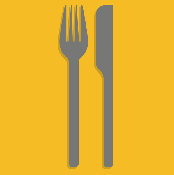 image free vector freebie knife and fork