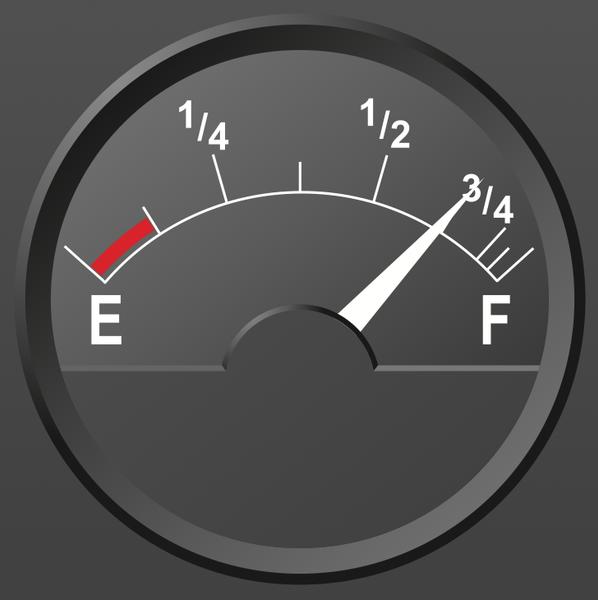 image free vector freebie fuel gauge