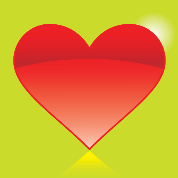 image-free-vector-freebie-heart-gel-reflective