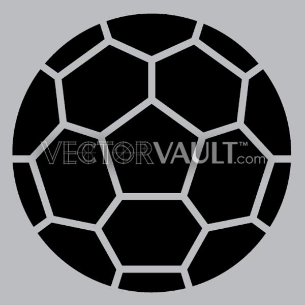 vector football image soccer ball
