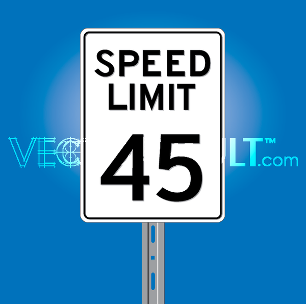 image-buy-vector-speed limit sign
