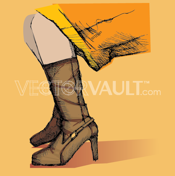 image-buy-vector-woman's-boots